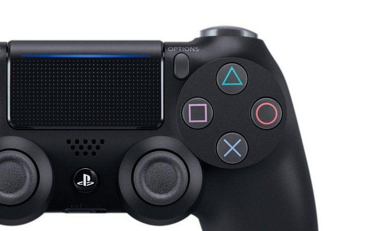 Joystick Sony Dualshock 4 Preto Versão Fortnite