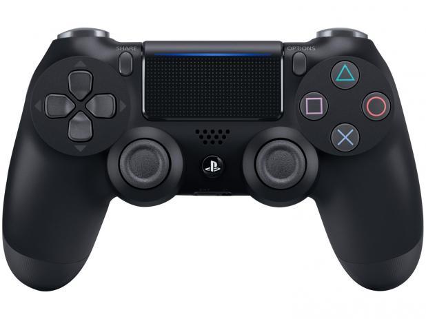 Joystick Sony Ps4 Preto - Versão Fortnite