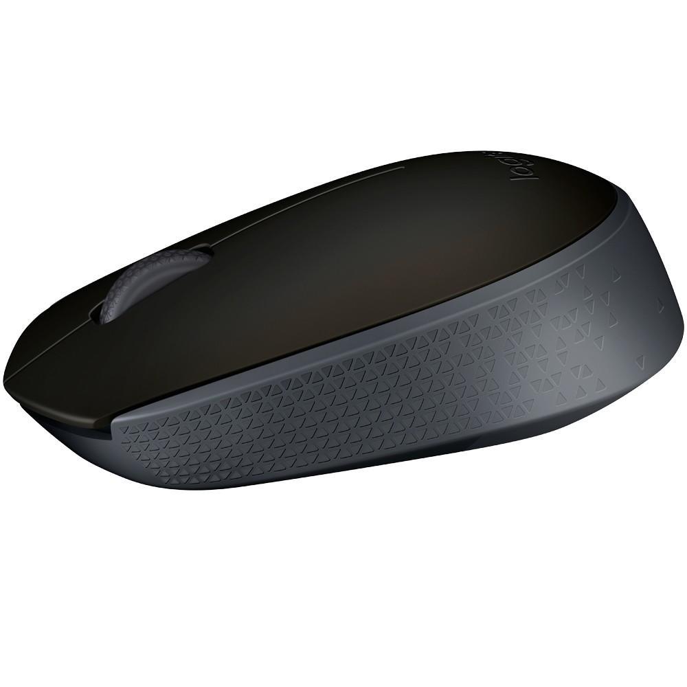 Mouse Logitech M170 Sem Fio Preto