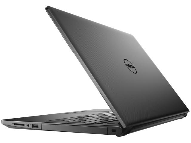 NOTEBOOK DELL INSPIRON 115-3567-A50P. I7 8GB HD2TB SSD256GB 15.6'' WINDOWS 10 HOME 64BITS