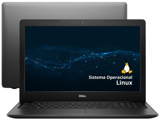 Notebook Dell Inspiron I15 -D10P core I3 8GB 1TB SSD256GB 15.6''