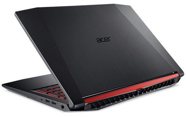 NOTEBOOK GAMER ACER ASPIRE NITRO 5 CORE I7-7700 8GB HD1TB SSD256GB GTX1050-4GB 15.6'' FULLHD WINDOWS 10 HOME
