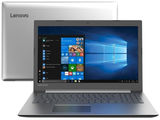 NOTEBOOK LENOVO IDEAPAD 330 INTEL CORE I3 7020U 15,6'' 4GB HD1TB WINDOWS 10