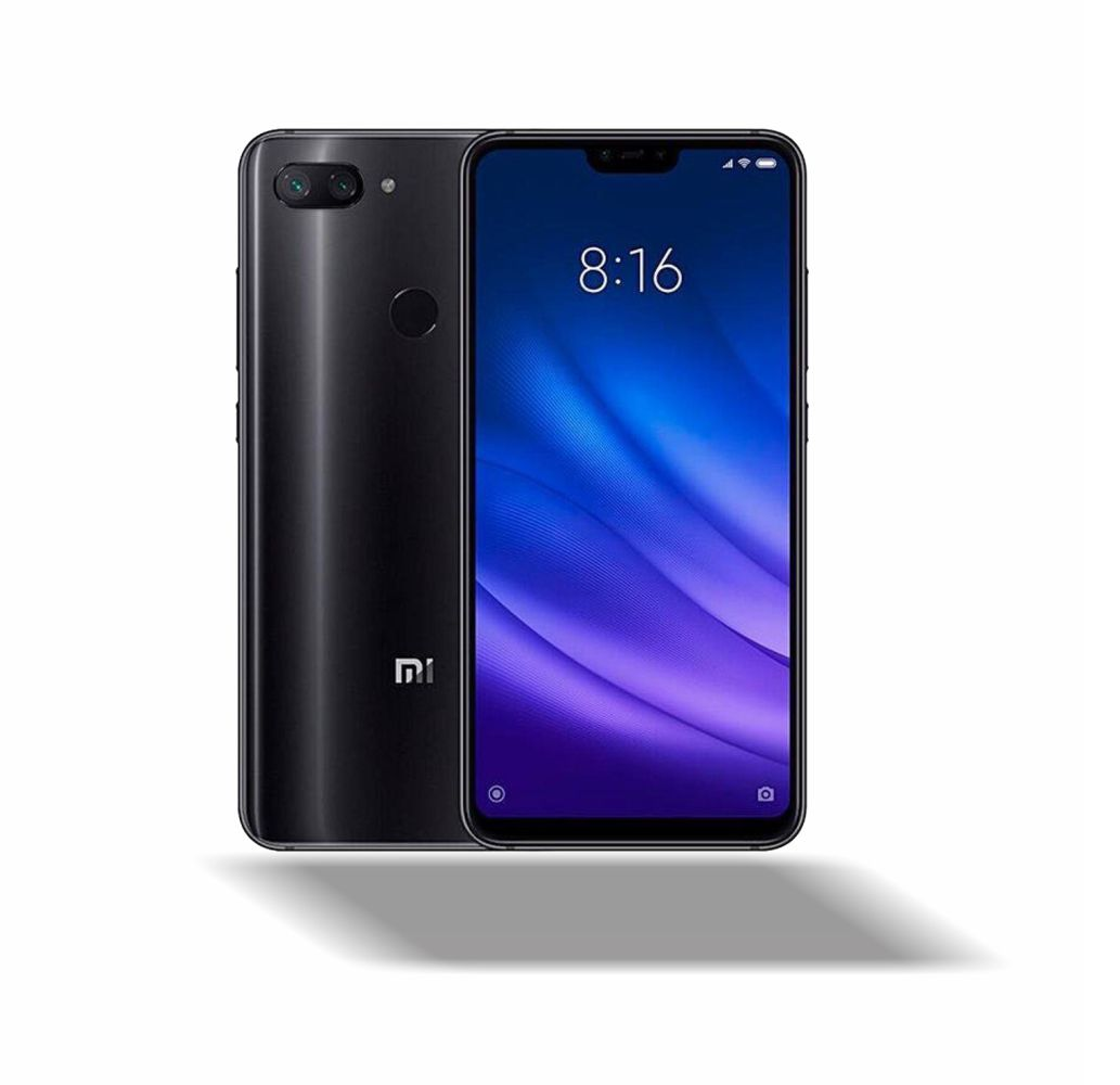 "CELULAR XIAOMI MI8 LITE 18MP 64GB 6,26"" BLACK"
