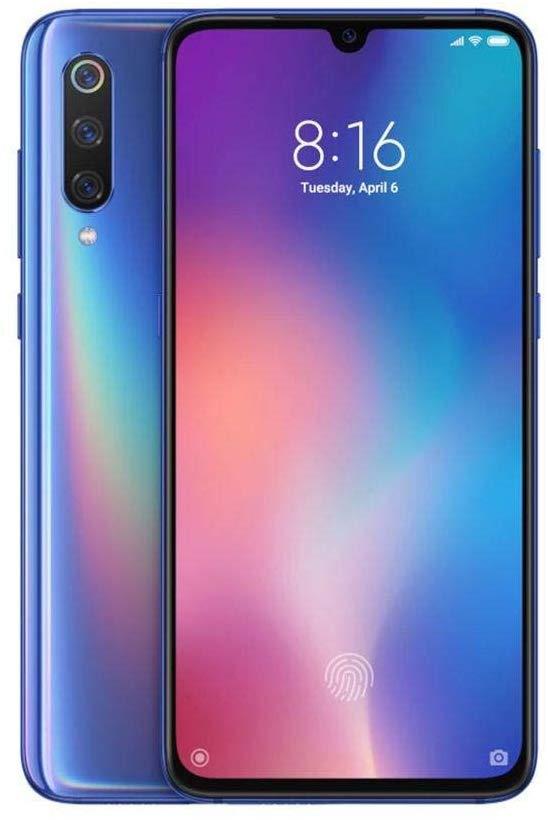 Celular Xiaomi MI9 SE 48MP 64 GB azul