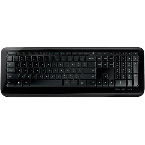 Teclado e Mouse Microsoft W