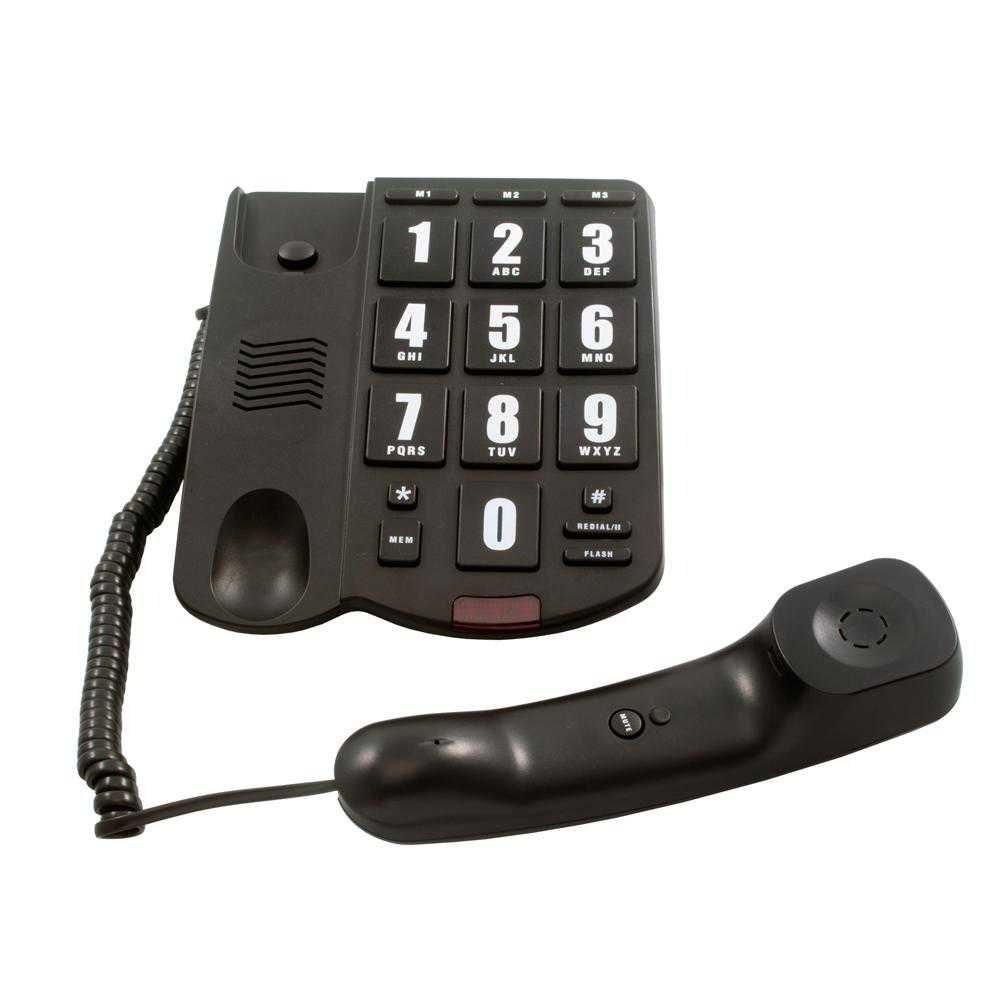 Telefone Com Fio Tok Fácil Intelbras
