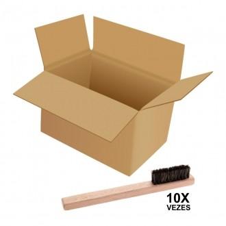 10 Escovas para Barba