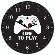 Relógio de Parede Gamer PS4