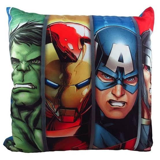 Almofada Quarteto Avengers