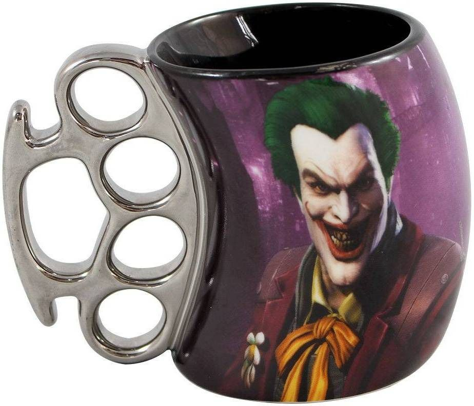 Caneca Soco Inglês Injustice  Joker