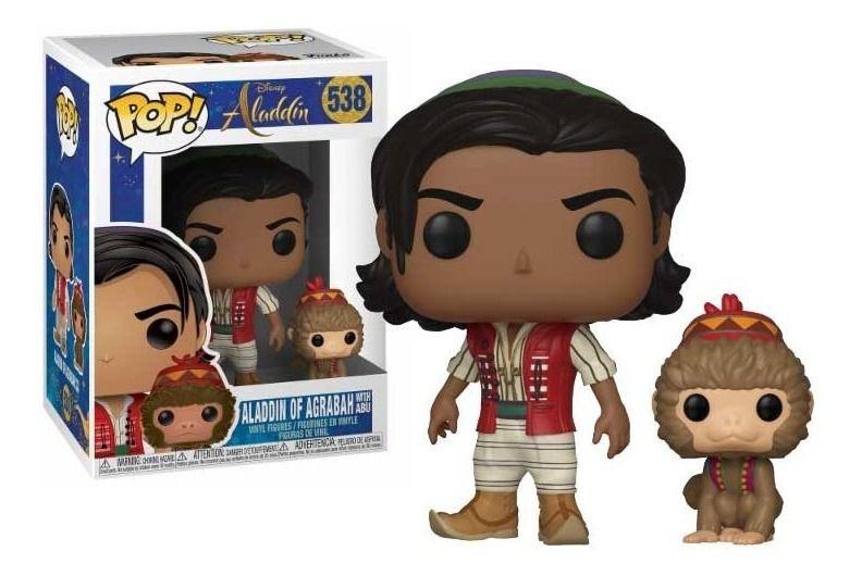 Funko Pop Aladdin 538