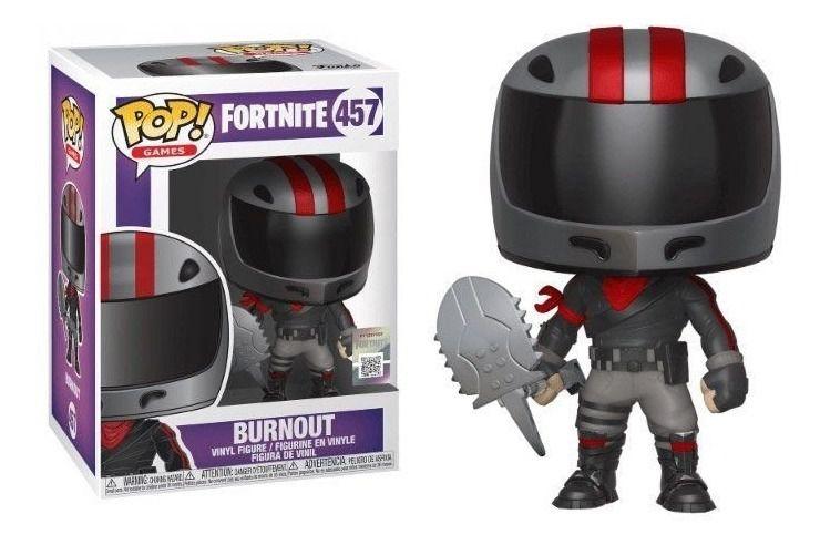Funko Pop Burnout 457