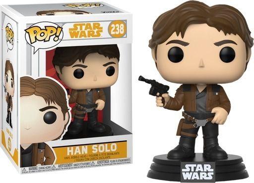 Funko Pop Han Solo 238