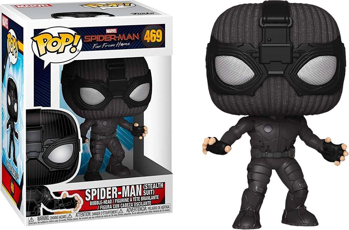 Funko Pop Spider-Man 469