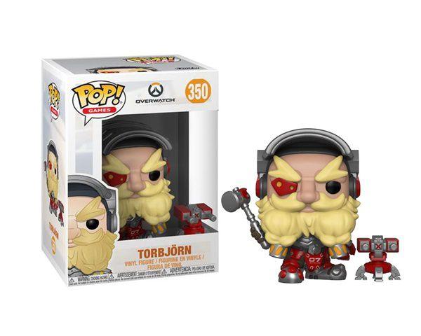 Funko Pop Torbjorn 350