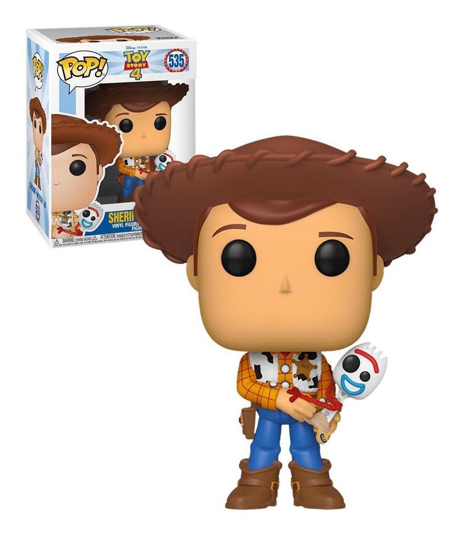 Funko Pop Woody 535