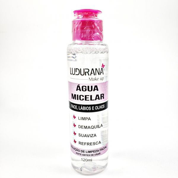 Água Micelar - Ludurana
