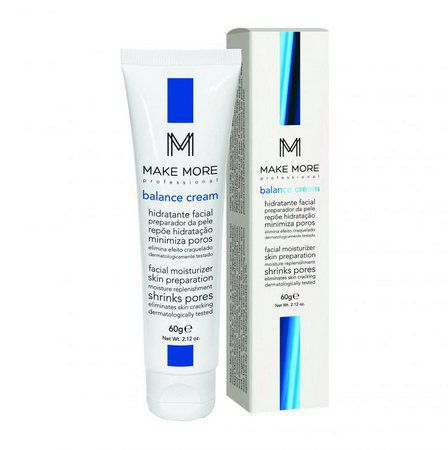 Balance Cream Hidratante Facial Preparador da Pele - Make More