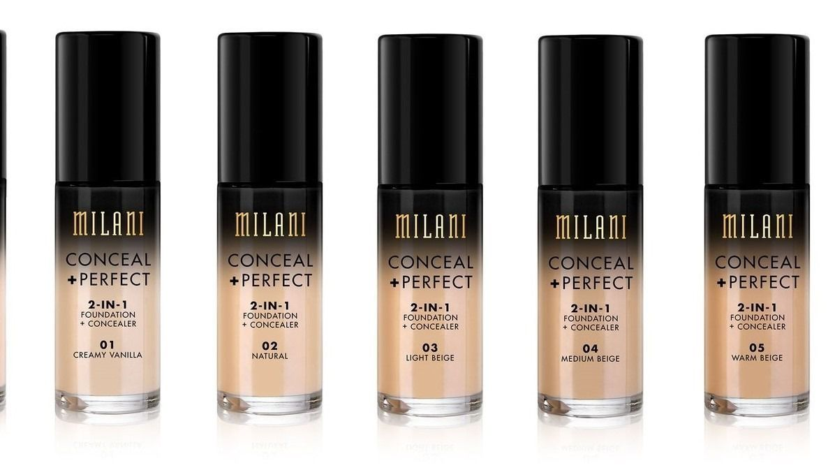 Base Conceal Perfect 2 in 1 - MILANI