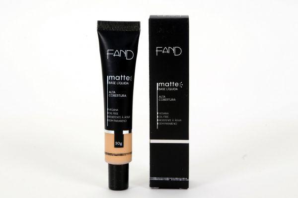 Base Líquida Matte - Fand Makeup