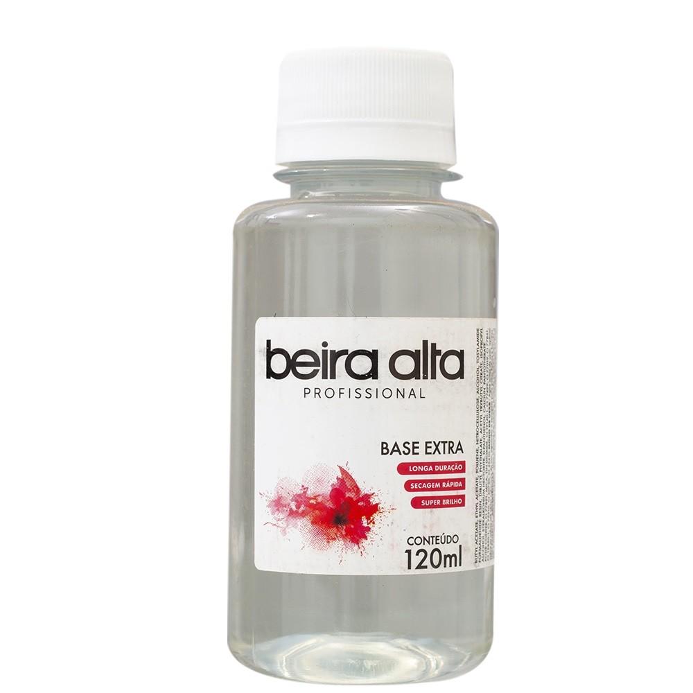 Base para as Unhas Extra Brilho 120 ml - Beira Alta