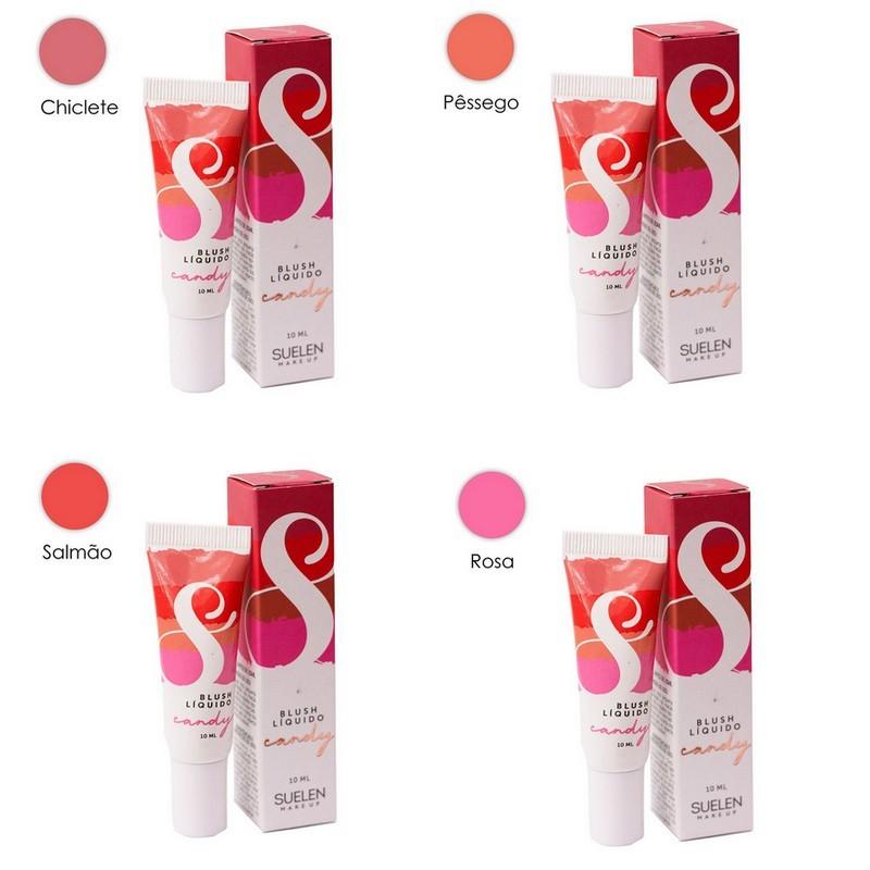 Blush Líqudo Candy - Suelen Makeup