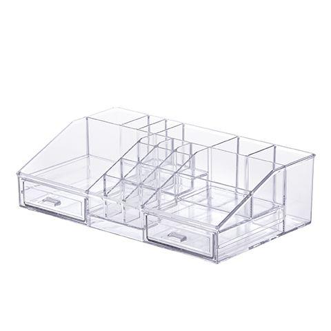 Caixa Organizadora com 2 Gavetas 31,5x19,5x9cm 1122- ELEGANCE