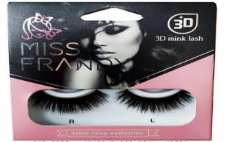 Cílios Postiços 3D Mink Lash Vários Modelos - Miss Frandy