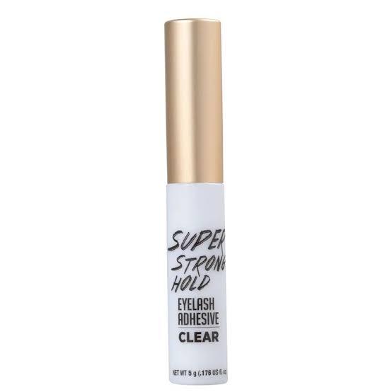 Cola para Cílios Super Fixação 48h Incolor - Kiss New York i-Envy