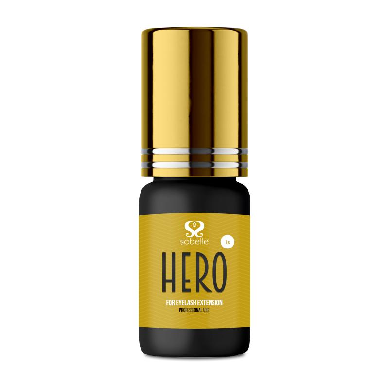 Cola para Extensão de Cílios Hero - Sobelle