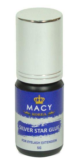 Cola Para Extensão de Cílios SIlver Star Glue - Macy