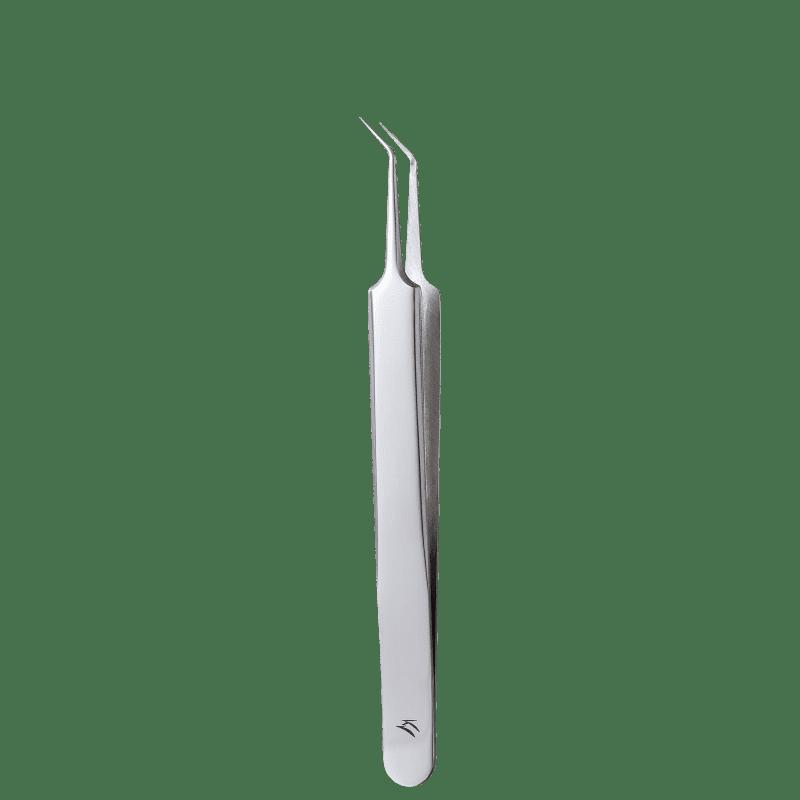 Pinça Para Extensão de Cílios  TW 121 - Klass Vough