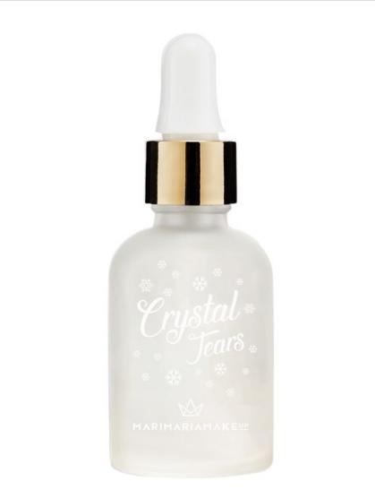 Primer Iluminador Hipoalergênico Crystal Tears Brilliant - Mari Maria Makeup
