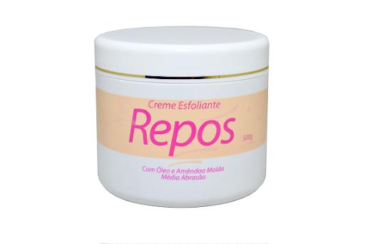 Creme Esfoliante Amêndoas (Média Abrasão) 500g - Repos