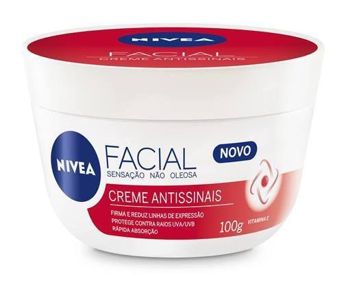 Creme Hidratante Antissinais - Nivea