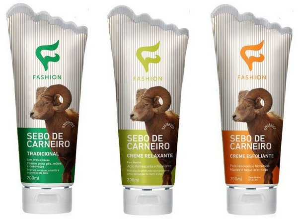 Creme Ultra Hidratante Sebo de Carneiro - Fashion