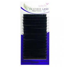 Fio Ellipse Feather Lash Brightness Espessura 0.20 - Sobelle