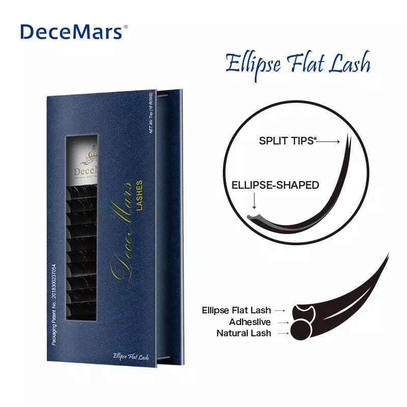 Fio para Extensão de Cílios Ellipse Espessura 0.20 - DeceMars