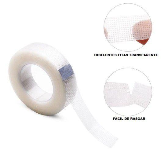 Fita Transparente Protetora de Olhos com 10 metros