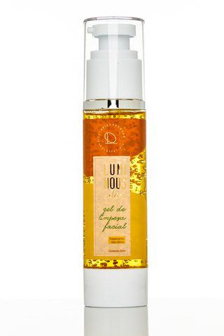 Gel de Limpeza Facial Luminous Skin com Esferas de Vitamina E - Deisy Perozzo