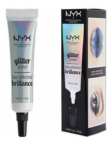 Glitter Primer Base Perfectrice Brillance - Nyx
