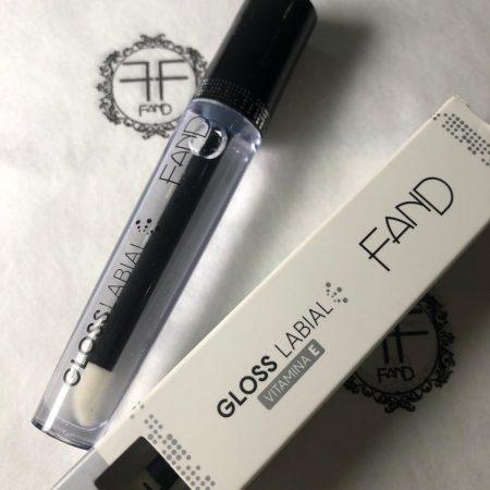 Gloss Labial Incolor Palene - Fand Makeup
