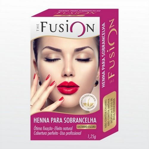 Henna para Sobrancelha - Fusion