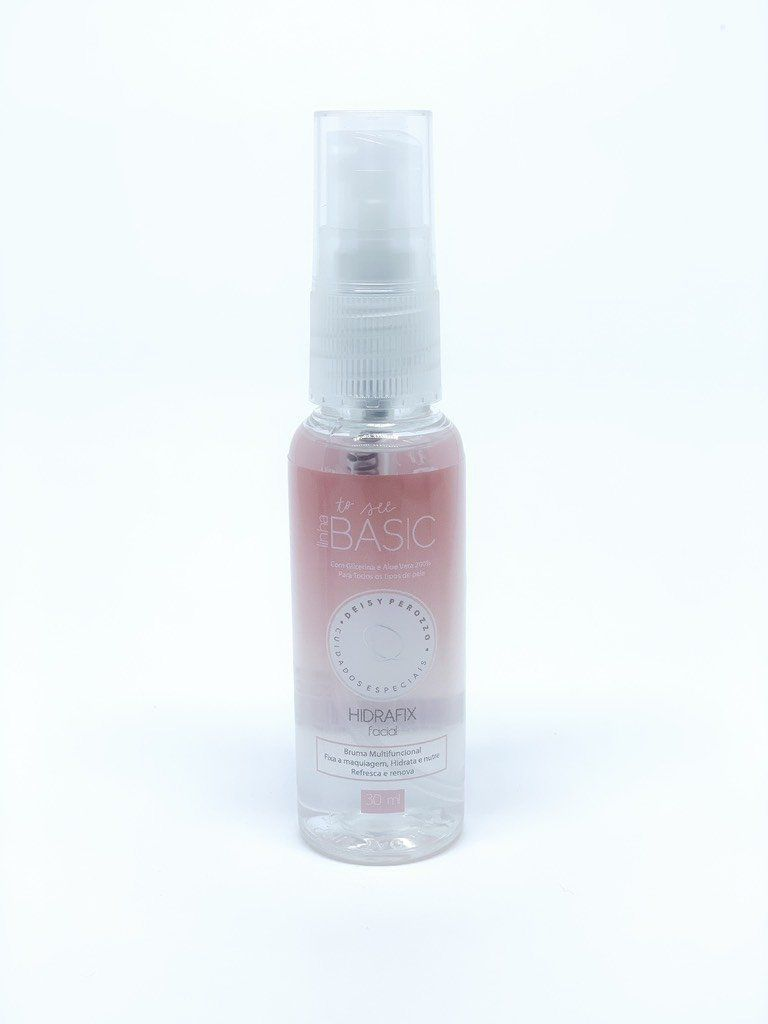 Hidrafix Rose Mini 30ml - Deisy Perozzo