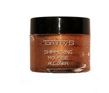 Iluminador Mousse Bronze  - Tommy G