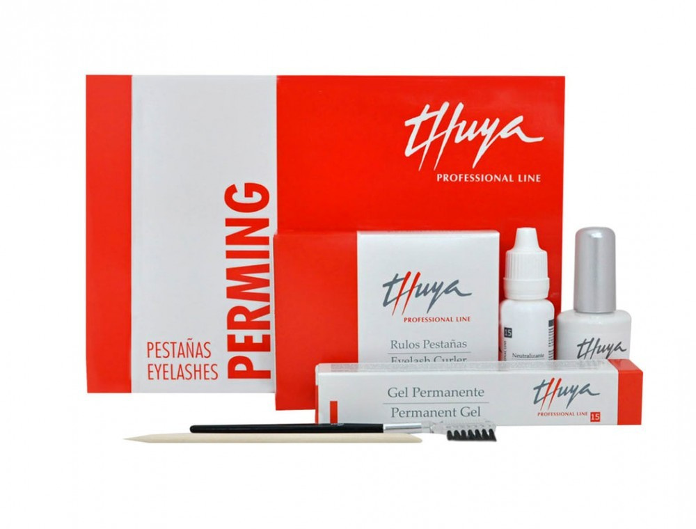 Kit Completo de Lash Lifting - Thuya