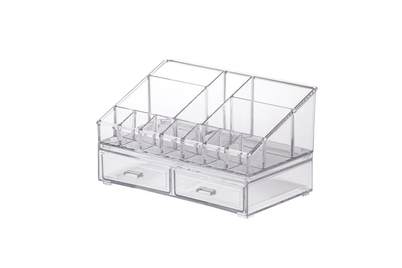 Caixa Organizadora Cosméticos 22x12,5x12,5cm 1091 - ELEGANCE