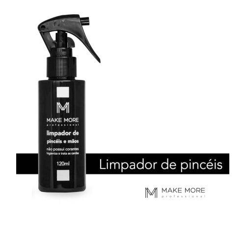 Limpador de Pincéis e Mãos - Make More