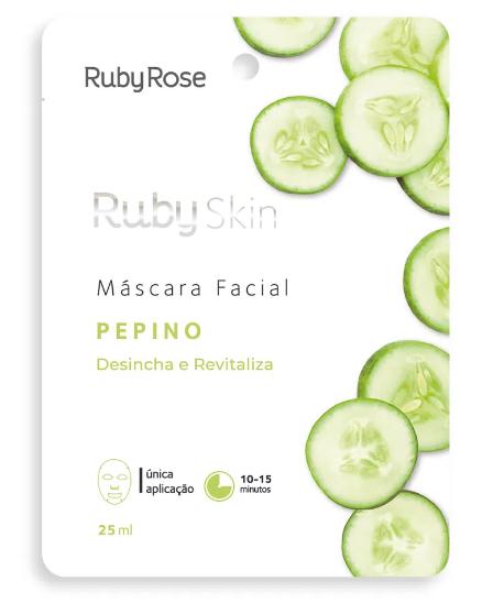 Mascara Facial Pepino Ruby Skin - Ruby Rose
